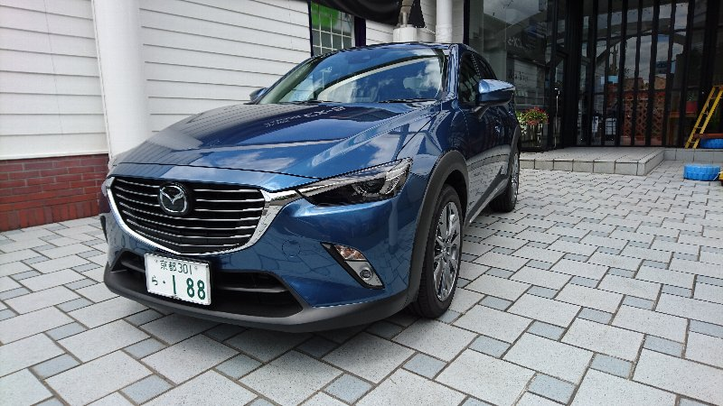 MAZDA CX-3 2WD XD Noble Brown クリーンディーゼル